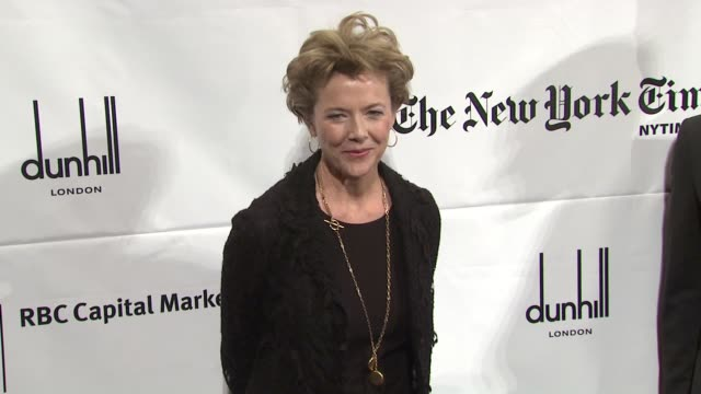 annette bening - annette bening stock videos & royalty-free footage