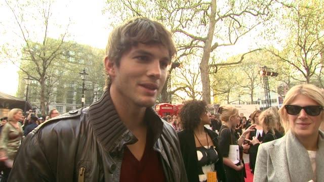 ashton kutcher - ashton kutcher stock videos and b-roll footage