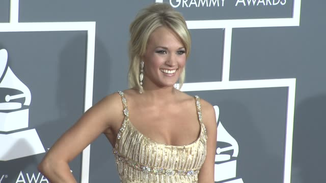 carrie underwood - profile produced segment stock videos & royalty-free footage