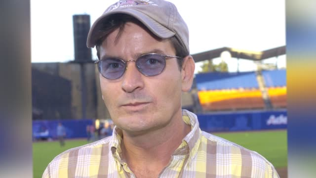 charlie sheen - profile produced segment stock videos & royalty-free footage