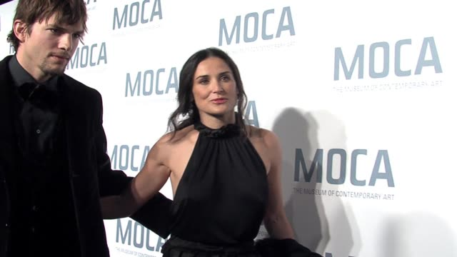 demi moore - profile produced segment stock videos & royalty-free footage