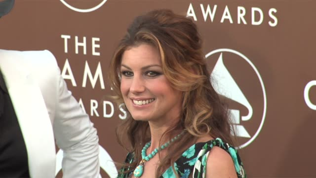 faith hill - profile produced segment stock videos & royalty-free footage