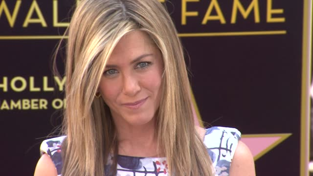celebrity profile - jennifer aniston - celebrities stock videos & royalty-free footage