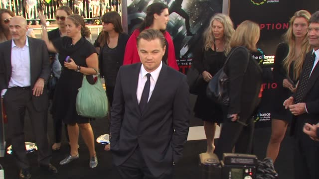 leonardo dicaprio - profile stock videos & royalty-free footage
