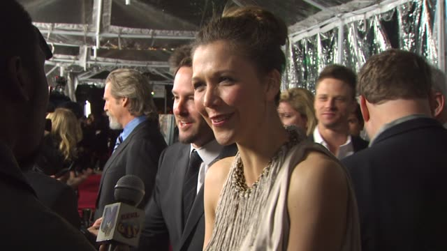 maggie gyllenhaal - profile produced segment stock videos & royalty-free footage