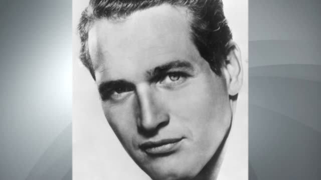 paul newman - profile produced segment stock videos & royalty-free footage