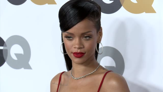 rihanna - celebrities stock videos & royalty-free footage