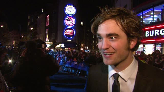 robert pattinson - profile stock videos & royalty-free footage
