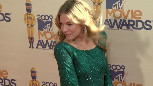 sienna miller - profile produced segment stock videos & royalty-free footage