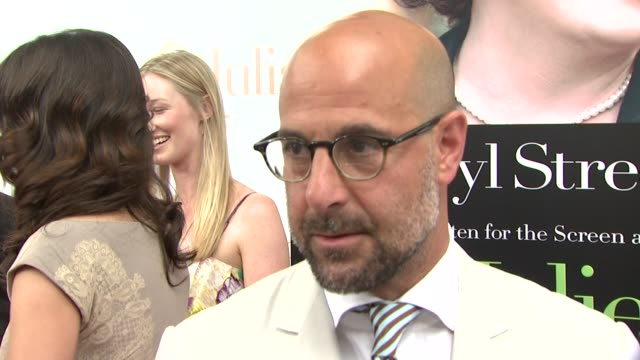 stanley tucci - profile produced segment stock videos & royalty-free footage