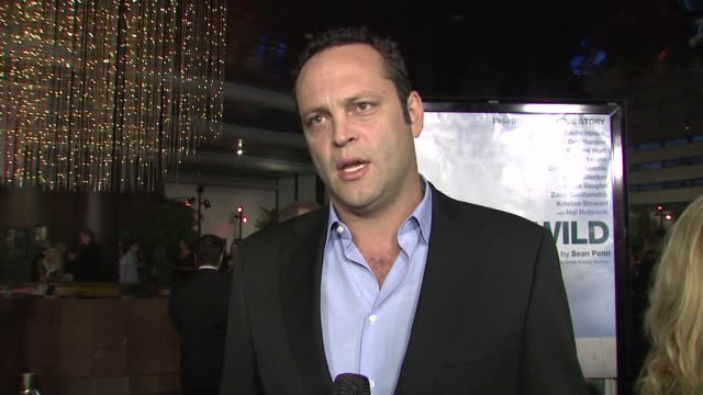 vince vaughn - profile produced segment stock videos & royalty-free footage