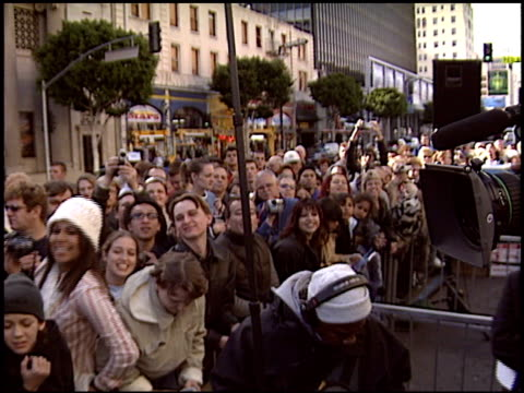 celine dion at the dediction of celine dion's walk of fame star at the hollywood walk of fame in hollywood california on january 6 2004 - céline dion stock videos & royalty-free footage