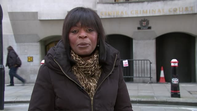 Surviving victim's story heard during trial of Mujahid Arshid Old Bailey Reporter to camera
