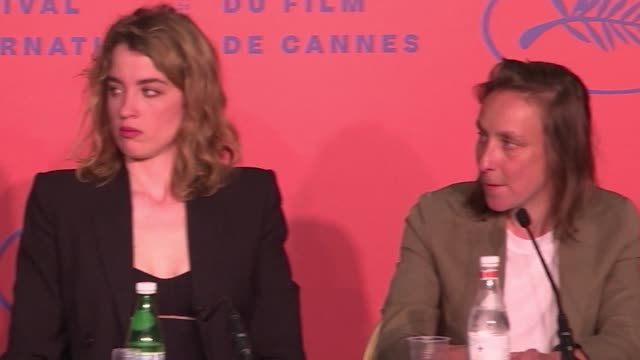 FRA: Cannes: presser for Portrait of a Young Lady on Fire