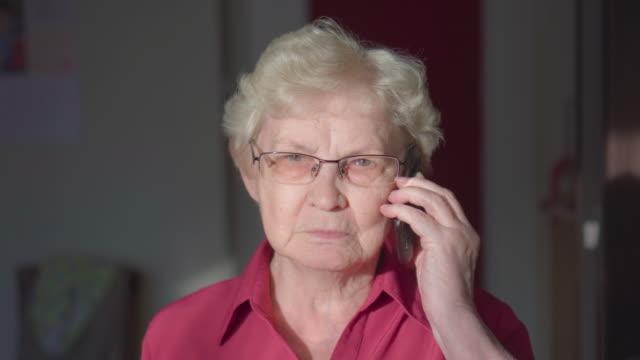Cell Phone Senior-close up