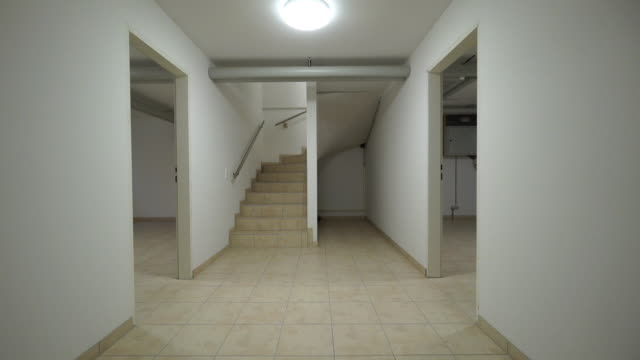 cellar in new house - basement stock videos and b-roll footage