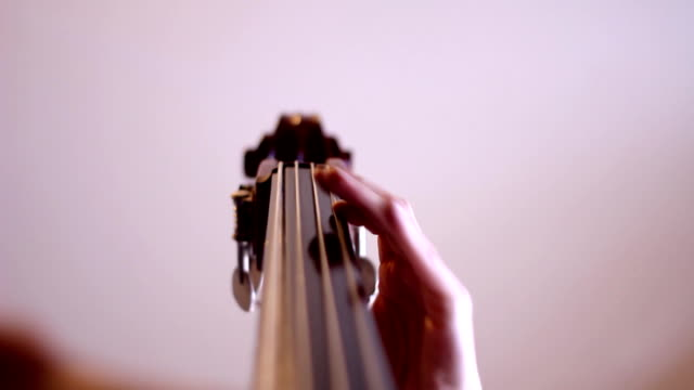 cello player (hd) - string stock videos & royalty-free footage