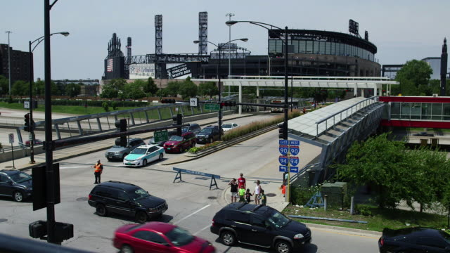 U.S. Cellular Field, home of the Chicago White Sox, before a game