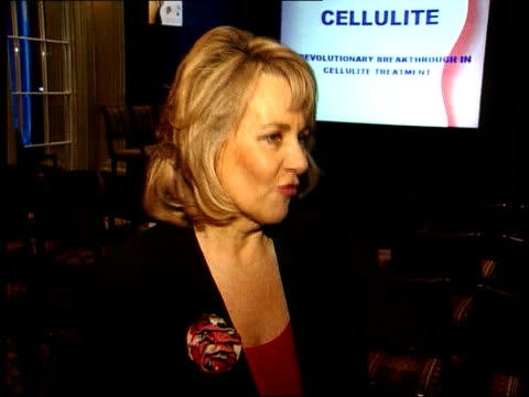 cellulite controversial cure goes on sale itn london nina myskow interview sot cellulite is not just ordinary fat cf = b0276659 or b0283918 202401 to... - cellulite stock videos & royalty-free footage
