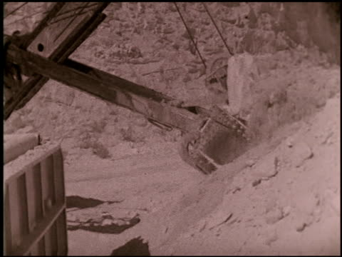 cement quarry - 14 of 16 - see other clips from this shoot 2324 stock videos and b-roll footage