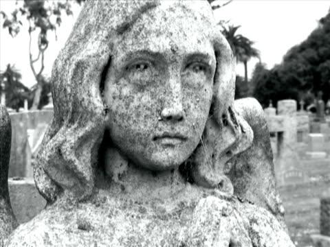 墓地の恐怖 - ゴシック様式点の映像素材/bロール