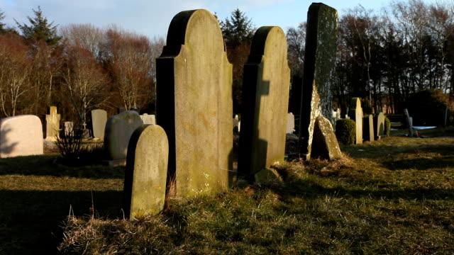 Friedhof mit kreuzen, Panning