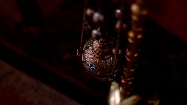 Censer of Orthodox Church