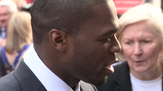 stockvideo's en b-roll-footage met 50 cent at the righteous kill uk premiere at london - amerikaanse munt
