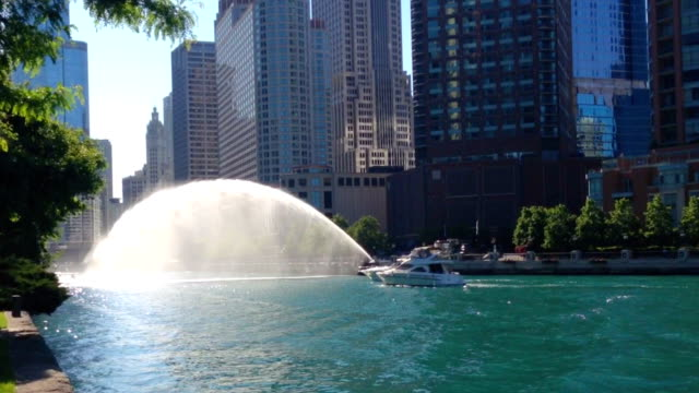 Centennial Fountain, Chicago