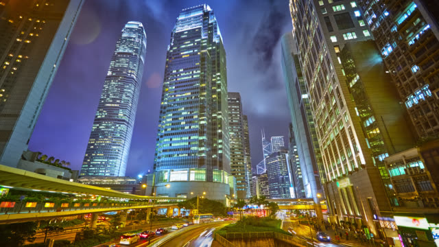 central district - hong kong - central district hong kong stock videos and b-roll footage