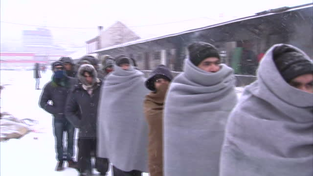 Central Europe is being affected by freezing weather that has killed more than 30 people since the weekend Those without permanent shelter such as...