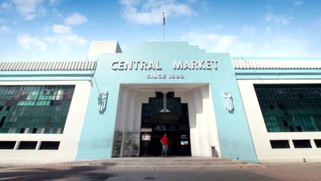 central market kuala lumpur - kuala lumpur stock videos & royalty-free footage