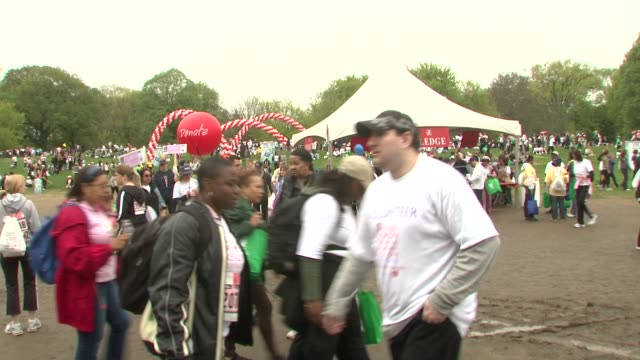 Central Park at the 12th Annual EIF Revlon Run/Walk for Women in New York City at New York NY