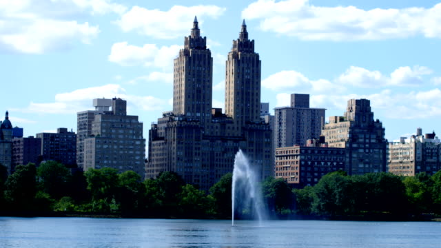 central park, new york - upper west side manhattan stock videos and b-roll footage