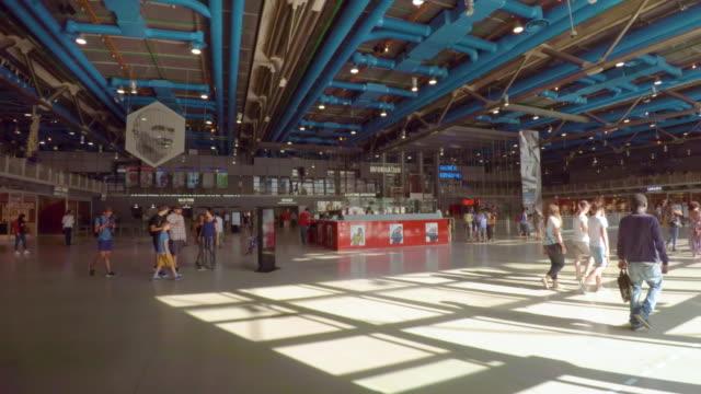 Centre Pompidou in Paris.