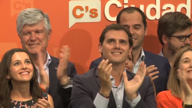 Centre right party Ciudadanos finish fourth in Spains general election as the incumbent conservatives steal the show from a far left coalition led by...
