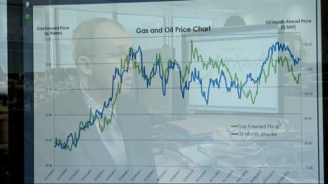 centrica faces shareholders revolt against exceutive pay london int reporter q re customers being cynical about british gas pushing up prices close... - annual general meeting stock videos & royalty-free footage
