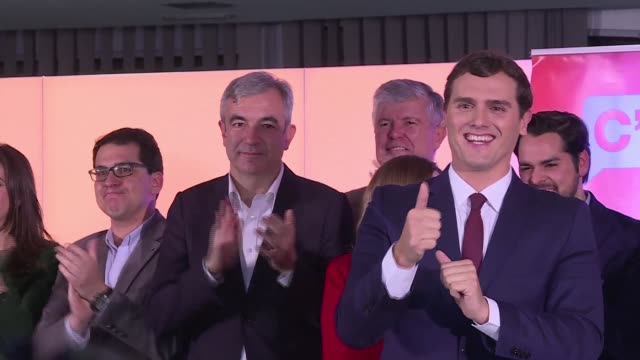 Centrist Ciudadanos leader Albert Rivera sees his party as a third voice after his party won 40 seats or nearly 14 percent of votes in Spains general...