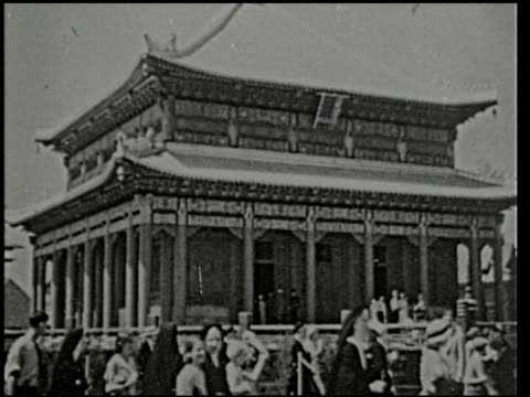 a century of progress exposition 5 of 9 - chicago world's fair stock videos & royalty-free footage