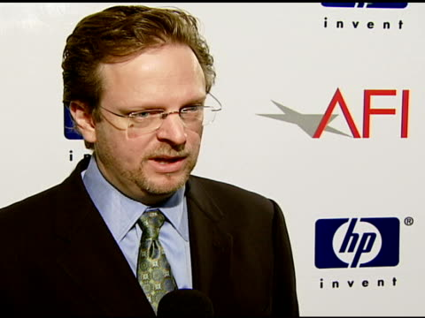 PresidentBob Gazzale on the AFI Awards efforts at the 2007 AFI Awards Honors Creative Teams at Four Seasons Hotel in Los Angeles Calfironia on...