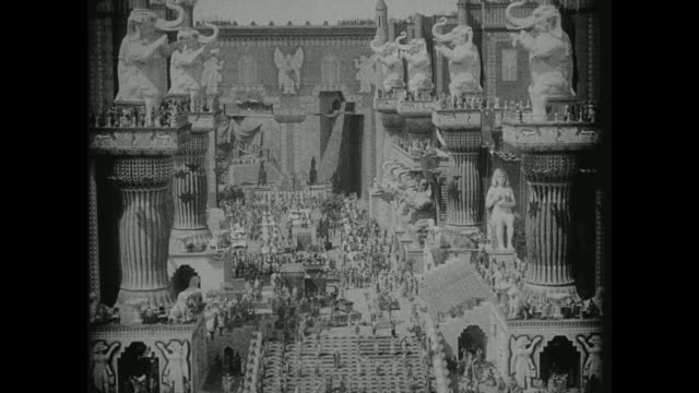 a ceremony in the city of babylon - babylon stock videos and b-roll footage