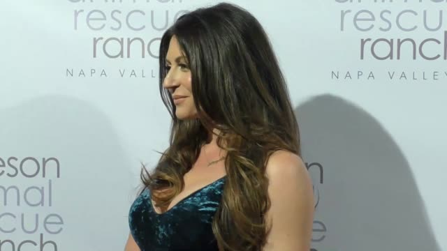 Cerina Vincent at The Jameson Animal Rescue Ranch Presents Napa In Need A Wildlife Relief Benefit For The Animals of Napa Valley on December 02 2017...