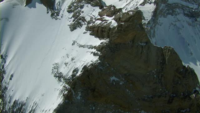 stockvideo's en b-roll-footage met cerro de las polleras peak in chilean andes - chile