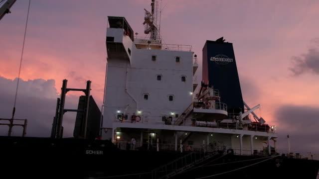 Cerveceria Yucateca S de RL de CV ABInBev Shipyard Pescamex Yucatan and Progreso Port Yucatan Merida Progreso Yucalpeten Yucatan Mexico on Tuesday 11...