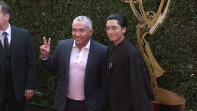 Cesar Millan at the 43rd Annual Daytime Creative Arts Emmy Awards at Westin Bonaventure Hotel on April 29 2016 in Los Angeles California
