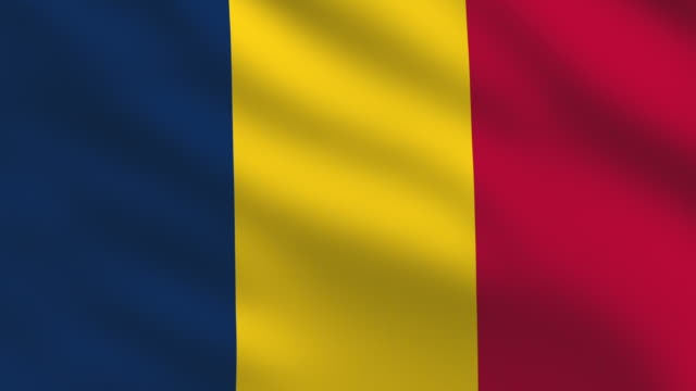 Chad Flag Videos And BRoll Footage Getty Images - Chad flag
