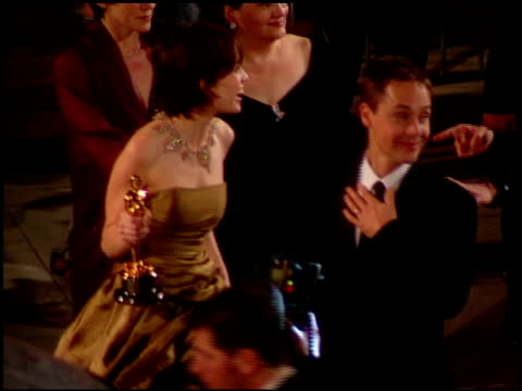 chad lowe at the 2000 academy awards vanity fair party at mortons in west hollywood, california on march 26, 2000. - chad lowe stock videos & royalty-free footage