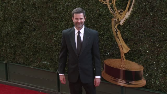 Chad Weatherford at the 43rd Annual Daytime Creative Arts Emmy Awards at Westin Bonaventure Hotel on April 29 2016 in Los Angeles California