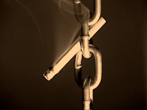 """chain"" smoking - psa stock videos & royalty-free footage"