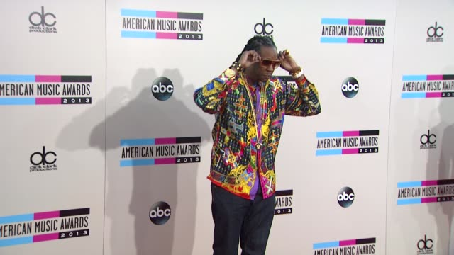 2 chainz at 2013 american music awards arrivals in los angeles ca - american music awards stock videos and b-roll footage